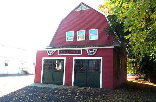 agawam historical firehouse museum pioneer valley history network