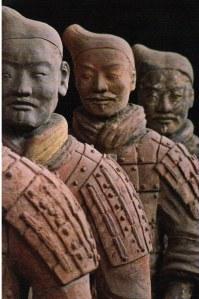 China's Terra Cotta Warriors